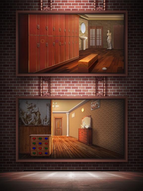 Escape Room:100 Rooms 10 (Doors, and Floors games)-ipad-1