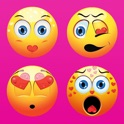 Adult Emoji Flirty Emoticons Naughty Icons Sticker icon