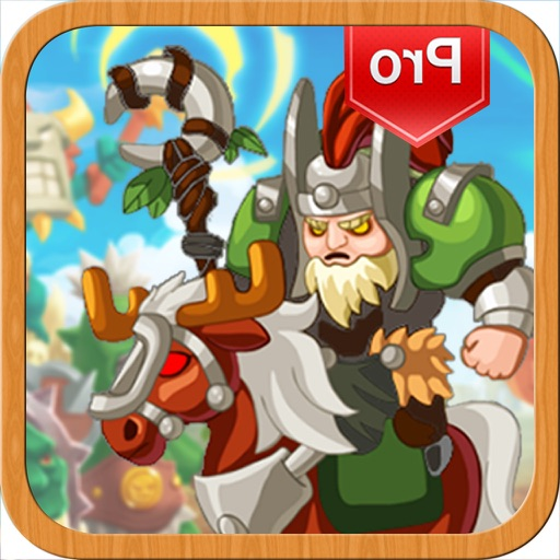 Tower Defense Strategy Game iOS App