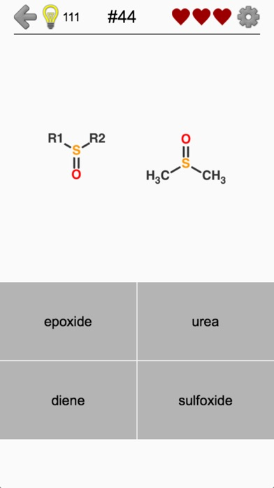 Functional Groups in Chemistry Screenshots
