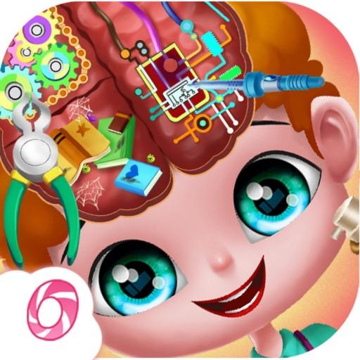 Cute Kid's Brain Cure - Surgery Diary&Lovely Care iOS App