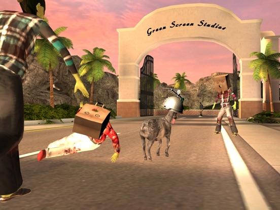 Goat Simulator GoatZ Screenshots