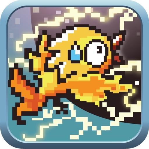 Zappy Bird: A New Flappy Saga iOS App