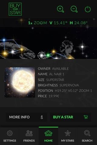 BuyYourStar screenshot 2