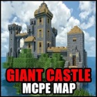 Castle Maps for Minecraft PE ( POCKET EDITION ) icon