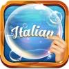 Italian Bubble Bath : The Italian Vocabulary Game (Full Version) italian