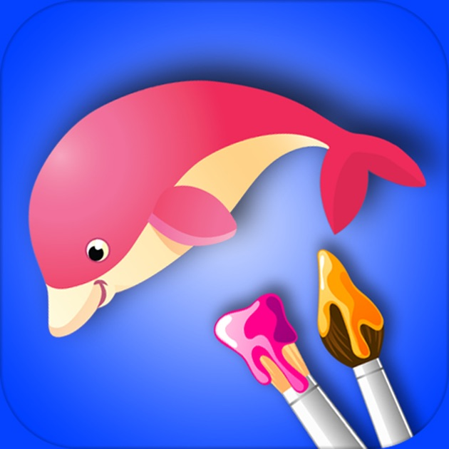 Coloring Book For Kids Animal On The App Store