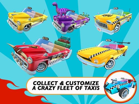 Screenshot #5 for Crazy Taxi™ City Rush