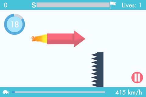 Rocket Blast! screenshot 2