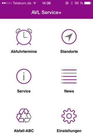 AVL Service+ screenshot 1