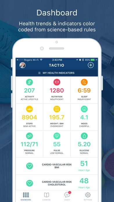 Tactio HEALTH on the App Store