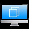 1 Click Show Desktop
