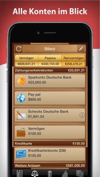 Mein Geld mit Money Screenshot