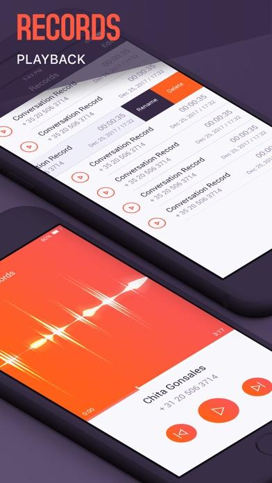 Rec Now - Call Recorder Screenshot 5