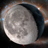 Lunar Phase calendar for the moon