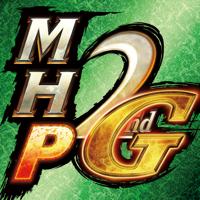CAPCOM Co., Ltd - MONSTER HUNTER PORTABLE 2nd G for iOS artwork