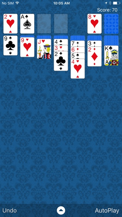 Solitaire Classic Скриншоты5