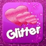 amazing glitter photo frames