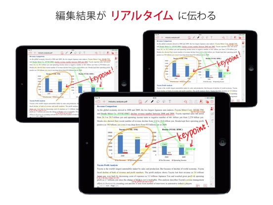 MetaMoJi Share Lite Screenshot