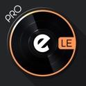 edjing Pro LE DJ Music Mixer: turntable remix MP3