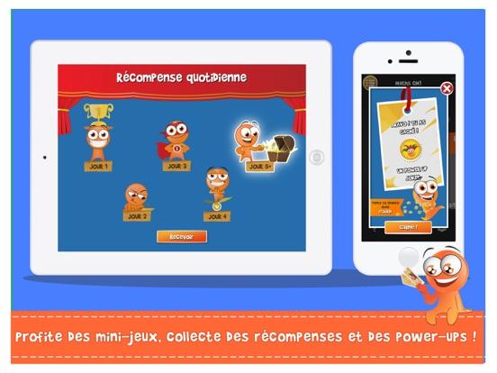Screenshot #6 pour iTooch Les Bases du Français (FULL)