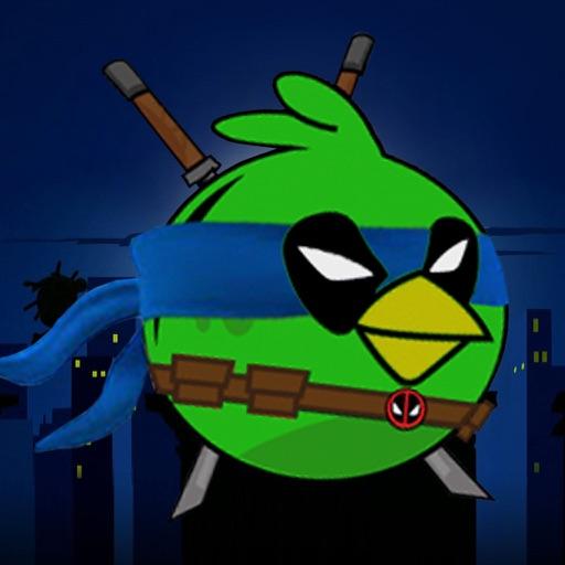Flappy Teenage Mutant Ninja Bird iOS App