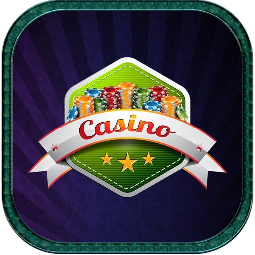 Colored Chip Las Vegas Slots Machine - FREE Casino Game iOS App