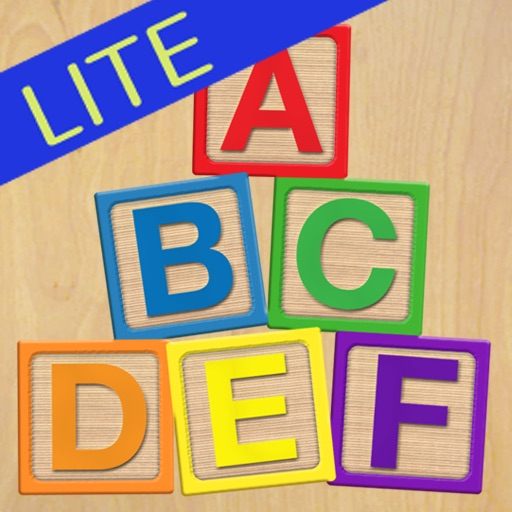 Wood Puzzle First Years HD Lite iOS App