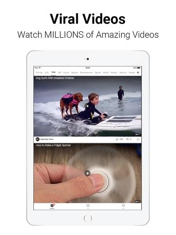 BuzzVideo - Videos, TV shows screenshot 3