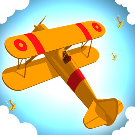 Learning Fun Aircraft Airplane War Colouring Pages iOS App