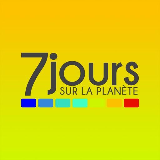 Learn French with 7 jours sur la planète iOS App