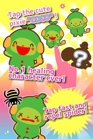 【放置】 ピクシーの森 - かわいい ほのぼの系 育成 アドベンチャー ゲーム- screenshot 3