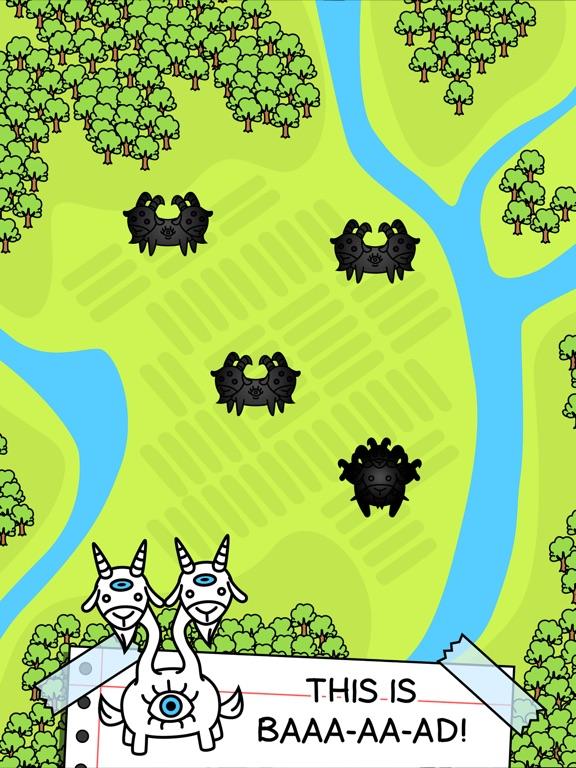Скачать Goat Evolution   Мутант коз
