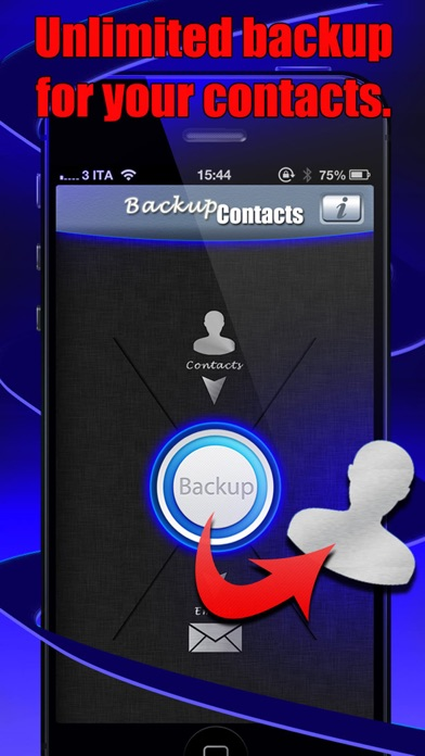 how to take backup of mobile contacts