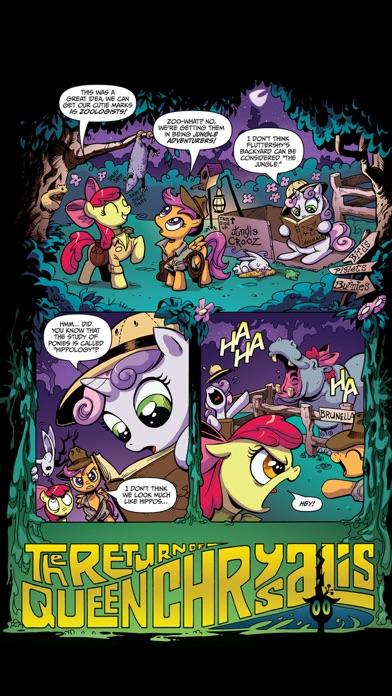 download My Little Pony Comics apps 3