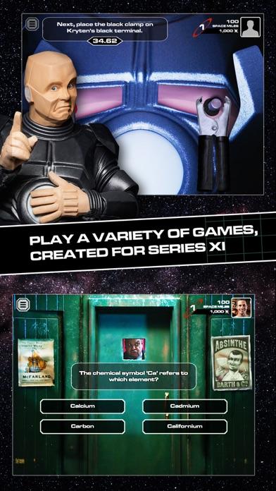 Red Dwarf XI : The Game Screenshot