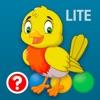 自由のための子供や幼児のためのロジックパズル