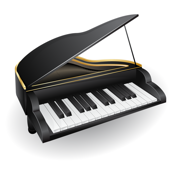 Chords and Scales - interactive scale, chord and chord progression reference dictionary for piano icon