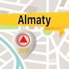 阿拉木圖 離線地圖導航和指南