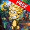 Super Monkey World - Adventures Banana Game island