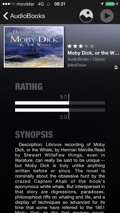AudioBooks - Прослушать и скачать аудиокниги Скриншоты5