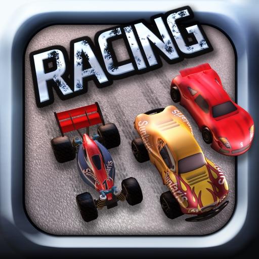 Model Auto Racing iOS App