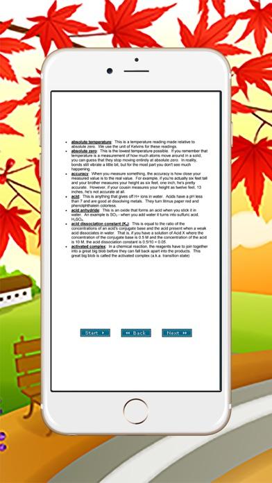 Свободный Основные химии СловарьСкриншоты 3