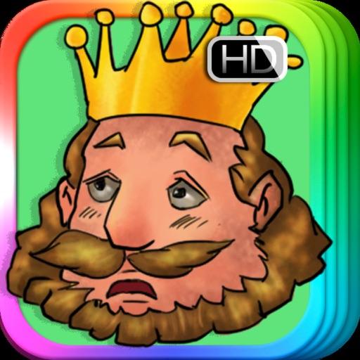 动画书-皇帝的新装 HD-iBigToy