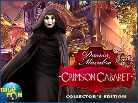 Danse Macabre Crimson Cabaret Hd A Mystery Hidden