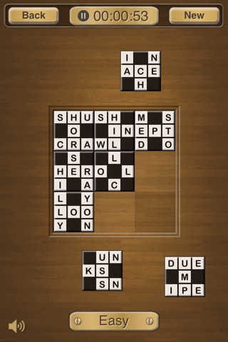Word Jigsaw: A Jigsaw Puzzle for Word Game Lovers! screenshot 3