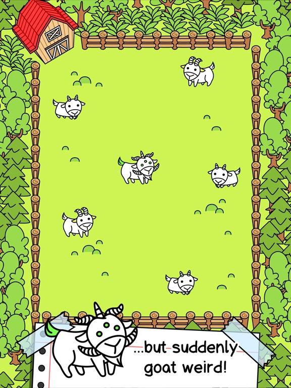 Goat Evolution   Мутант коз для iPad