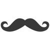 Moustache, Barbe Et Lunettes Autocollants
