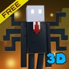 5 Nights at Cube Slender Pizzeria 3D slender rising free