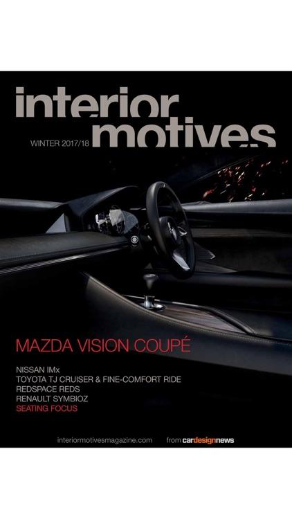 Car Design News U0026 Interior Motives Magazine